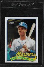 Rookie Reprint Ken Griffey Jr Baseball Cards For Sale Ebay
