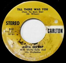 ANITA BRYANT - HEAR IT - RARE 1959 STEREO - TILL THERE WAS YOU / LITTLE GEORGE