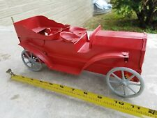 Scheible Schieble Pressed Steel Toy Car Truck Friction Vintage Toy old toy USA