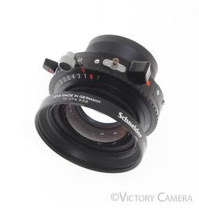 Schneider Symmar-S 150mm f5.6 4x5 View Camera Lens