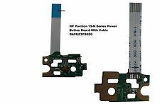 HP Pavilion 15-n Serie POWER BUTTON BOARD DA0U83PB6E0 con nastro 732076-001