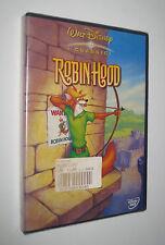 Walt Disney ROBIN HOOD - dvd - sigillato
