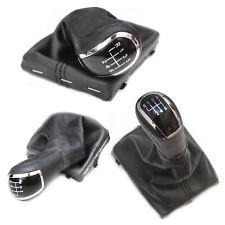 Pomo + funda de cuero para Audi A4 08-15 A5 08-11 Q5 09-16 shift knob pomello