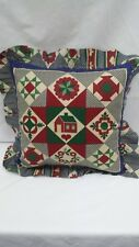 "Country House 16"" Throw Pillow"