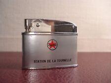 Briquet ancien Publicitaire Penguin  CALTEX  - Vintage Lighter