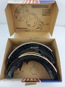 Raybestos 248PG Plus Professional Grade Organic Drum Brake Shoe Front & Rear