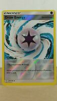 Draw Energy  209/236 S&M: Cosmic Eclipse  Reverse Holo  Mint/NM  Pokemon