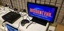Resident Evil (Sega Saturn, 1997) CD Only. Tested!!