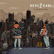 C Keys & Kazi - 'Keys 2 Kazi' (CD)