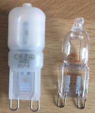 PACK OF 5 - LED G9 2.5W 210 lumens Cool White 4000K