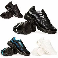 Boys Air Shock Mens Absorbing Casual Running Trainers Jogging Gym Shoes Sizes