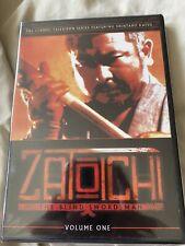 Zatoichi TV Series - Vol. 1 (DVD, 2005, 2-Disc Set) 5-6