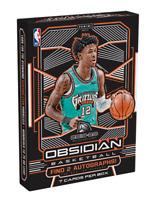 2019-20 Panini Obsidian Basketball Factory Sealed Hobby Box