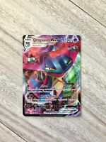 Pokemon TCG Dragapult VMAX 93/192 SWSH Rebel Clash Ultra Rare Full Art NP NM/M