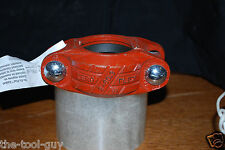 """2"""" Victaulic Zero Flex 07 Coupling  with EDPM Gasket  NEW  Free Shipping"""