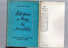 sell them a story by jean leroy - pratical advice