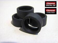 CARRERA EVO/Digital 132 pneus-set pour Ferrari 599xx et Ferrari 458 gt2 -89706