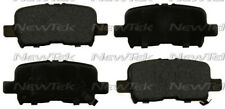 Disc Brake Pad Set fits 2002-2008 Honda Pilot Odyssey  NEWTEK AUTOMOTIVE