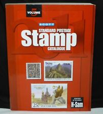 Scott 2011 Standard Postage Stamp Catalogue, Vol 5 Countries of the World- N-Sam