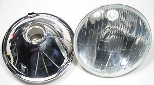 Alfa Romeo Spider 1966 - 1993 , Fiat 124 Spider 1969 - 82  Headlight Units, NEW