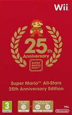 Super Mario: All-Stars -- 25th Anniversary Edition (Nintendo Wii, 2010)