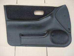 Nissan Cefiro A31 Interior Door Trim Front LHS Black