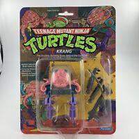 Teenage Mutant Ninja Turtles TMNT Playmates Krang Figure 1989 Sealed -Excellent