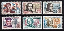 FRANCE 1963 Red Cross Fund - Six MNH values - (35)