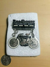 HOG Harley Davidson 2003 HAMBURG Germany 100th Anniversary ROADHOUSE Pin
