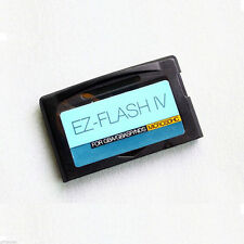 Official Boxed EZ FLASH IV Card MicroSD SDHC Version GBA GBASP NDS Cartridge