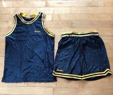 Vtg Reebok Above The Rim Basketball Shorts And Jersey. Mens XL. 90's Movie Tupac