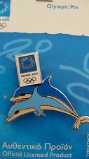 DOLPHINS - THEMES FROM GREECE - ATHENS 2004 OLYMPIC PIN