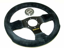 Sparco Steering Wheel - P300 (300mm/Flat/Suede)