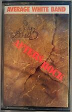 Average White Band (Cassette, 1988) Aftershock [Track Record Co.] Like New Cond.