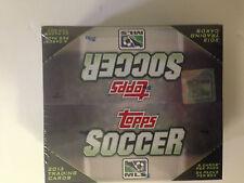 2013 TOPPS MLS SOCCER  RETAIL BOX ( 24 PACKS )