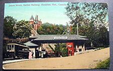 CANADA HAMILTON ONTARIO H&B INCLINE RAILWAY  1900s