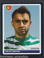 Panini Football Sticker-Champions League 2006-07 - No 255 - Sporting Lisbon