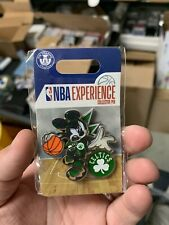 Disney Mickey Mouse NBA Experience Boston Celtics Uniform Pin In Hand