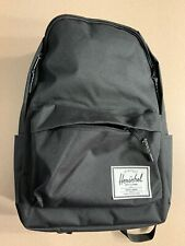 New Herschel Supply Co. Backpack Black