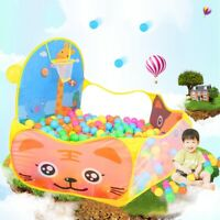 Indoor and Outdoor Kids Baby Children Game Play Toy Tent Ocean Ball Pit Pool toy