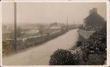 Dyffryn (between Harlech & Barmouth) posted Street. Message mentions Maentwrog.