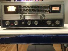 hallicrafters Sx-130 Shortwave Ham Radio Receiver For Parts Or Restoration