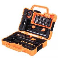 45 in 1 JM-8139 Reparaturset komaptibel mit Smartphones iPhone iPad und Android