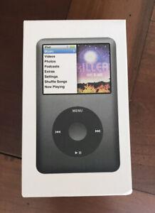 Boite Vide iPod Classic 160 GO 7eme Generation