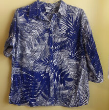 JACLYN SMITH Ladies Blouse / Size XL / NWT