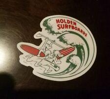 Holden Surfboards sticker 4in