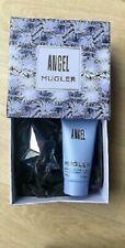 Coffret ANGEL DE MUGLER miniature eau de parfum 5 ml +lait pour le corps 30 ml
