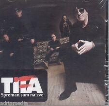 TIFA CD Spreman sam na sve Mladen Vojicic Sarajevo Bosna Pop Hit Diznilend Volim