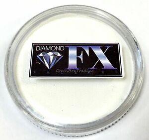 Authentic Diamond FX art pretty face paint essential white 32 gram ES1001