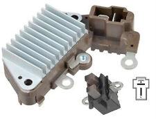 Lichtmaschinenregler + Kohlehalter Denso Kubota u.Toyota /126000-0600 12V IG / L